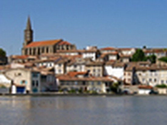 Castelnaudary et son grand bassin