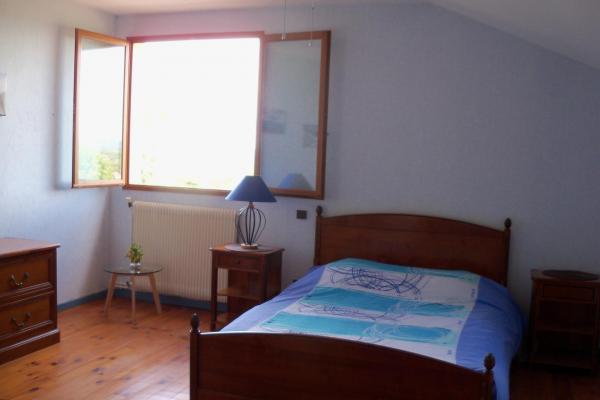 Chambre bleue 3